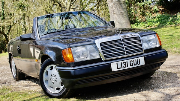 NO RESERVE! 1993 Mercedes-Benz 320CE Convertible For Sale (picture 61 of 156)