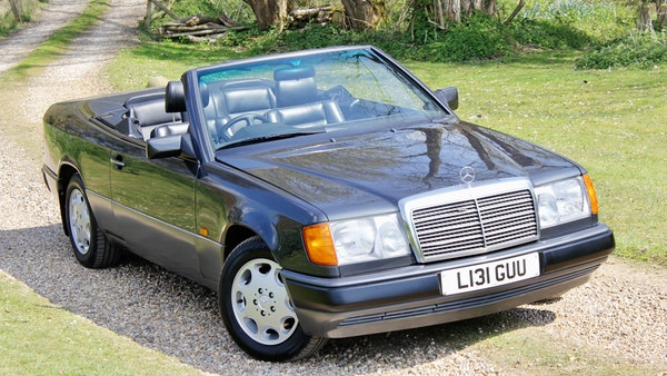 NO RESERVE! 1993 Mercedes-Benz 320CE Convertible For Sale (picture 40 of 156)