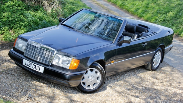 NO RESERVE! 1993 Mercedes-Benz 320CE Convertible For Sale (picture 29 of 156)