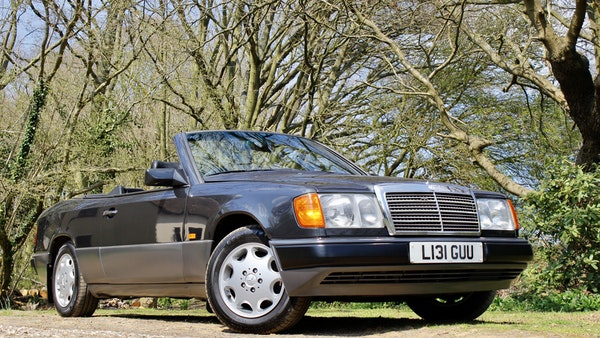 NO RESERVE! 1993 Mercedes-Benz 320CE Convertible For Sale (picture 64 of 156)