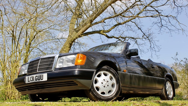 NO RESERVE! 1993 Mercedes-Benz 320CE Convertible For Sale (picture 50 of 156)