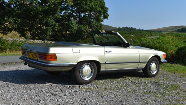 1972 Mercedes Benz 350SL For Sale (picture 22 of 96)