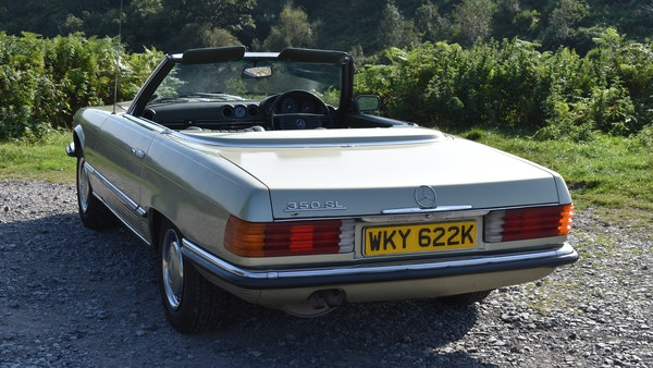 1972 Mercedes Benz 350SL For Sale (picture 27 of 96)