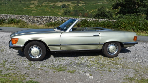 1972 Mercedes Benz 350SL For Sale (picture 18 of 96)