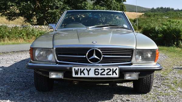 1972 Mercedes Benz 350SL For Sale (picture 16 of 96)