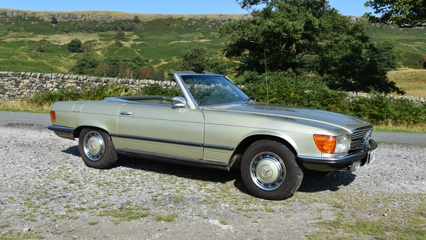 1972 Mercedes Benz 350SL For Sale (picture 6 of 96)