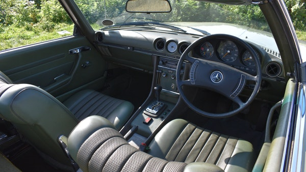1972 Mercedes Benz 350SL For Sale (picture 40 of 96)