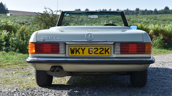 1972 Mercedes Benz 350SL For Sale (picture 24 of 96)