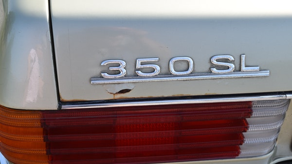 1972 Mercedes Benz 350SL For Sale (picture 66 of 96)