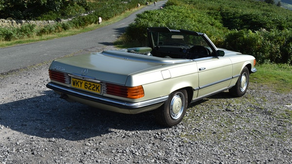 1972 Mercedes Benz 350SL For Sale (picture 19 of 96)