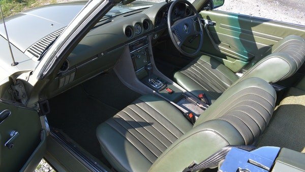 1972 Mercedes Benz 350SL For Sale (picture 38 of 96)