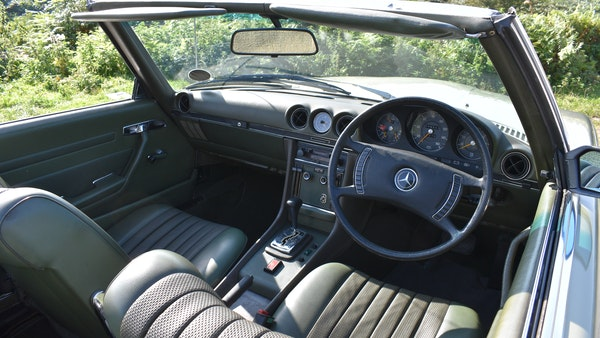 1972 Mercedes Benz 350SL For Sale (picture 39 of 96)