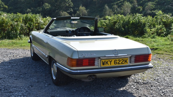 1972 Mercedes Benz 350SL For Sale (picture 21 of 96)