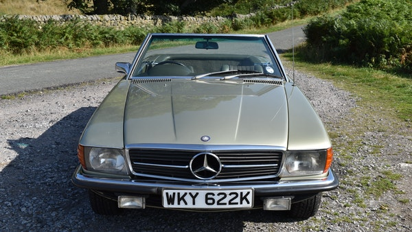 1972 Mercedes Benz 350SL For Sale (picture 17 of 96)