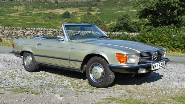 1972 Mercedes Benz 350SL For Sale (picture 5 of 96)
