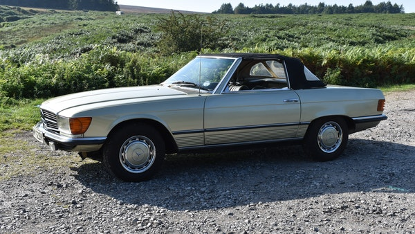 1972 Mercedes Benz 350SL For Sale (picture 9 of 96)