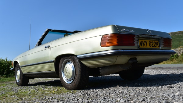1972 Mercedes Benz 350SL For Sale (picture 20 of 96)