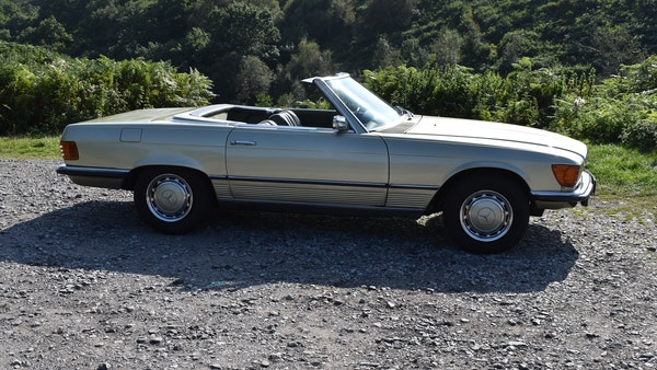1972 Mercedes Benz 350SL For Sale (picture 10 of 96)