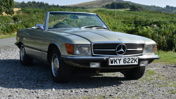1972 Mercedes Benz 350SL For Sale (picture 7 of 96)