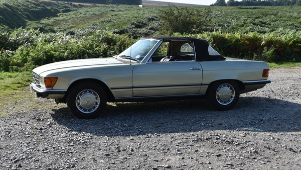 1972 Mercedes Benz 350SL For Sale (picture 14 of 96)