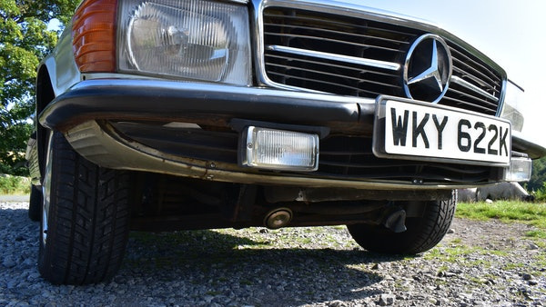 1972 Mercedes Benz 350SL For Sale (picture 55 of 96)