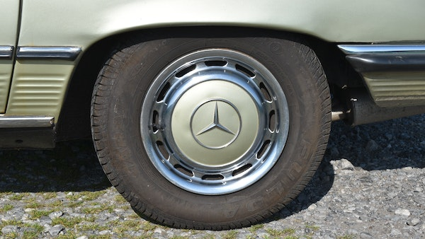 1972 Mercedes Benz 350SL For Sale (picture 34 of 96)