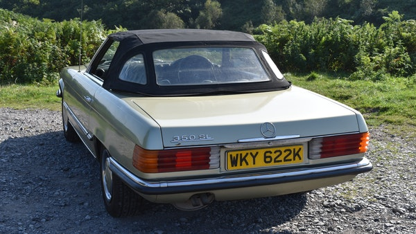 1972 Mercedes Benz 350SL For Sale (picture 30 of 96)