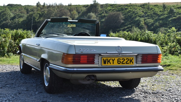 1972 Mercedes Benz 350SL For Sale (picture 26 of 96)