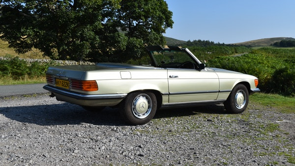 1972 Mercedes Benz 350SL For Sale (picture 29 of 96)