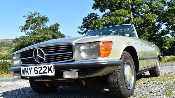 1972 Mercedes Benz 350SL For Sale (picture 8 of 96)