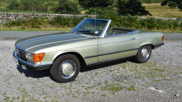1972 Mercedes Benz 350SL For Sale (picture 4 of 96)