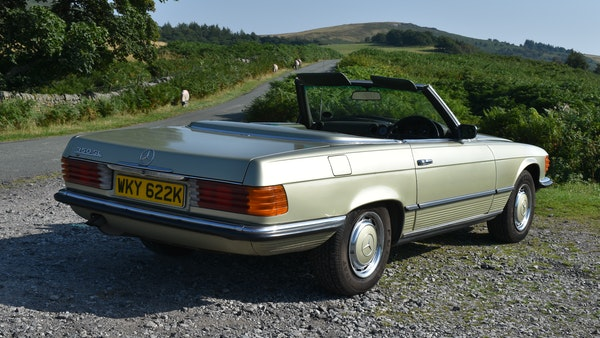 1972 Mercedes Benz 350SL For Sale (picture 23 of 96)