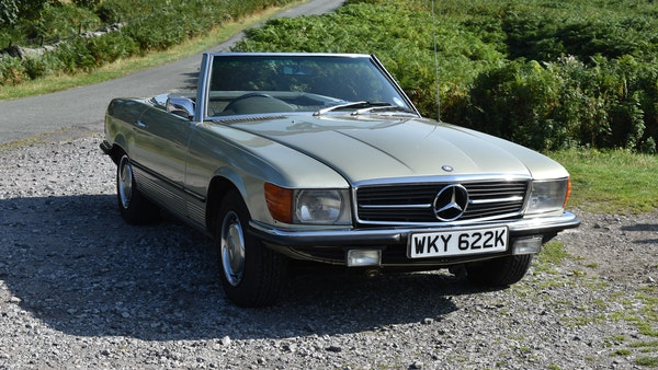 1972 Mercedes Benz 350SL For Sale (picture 13 of 96)