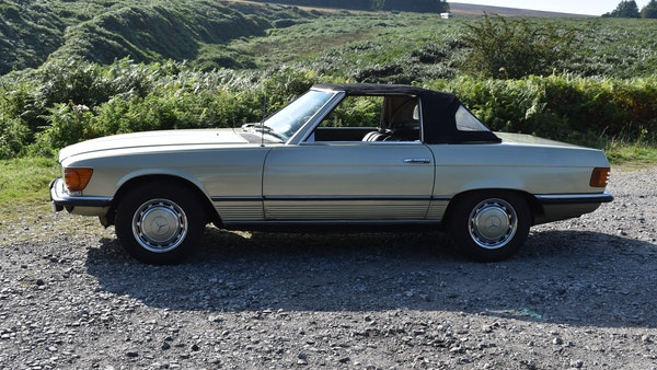 1972 Mercedes Benz 350SL For Sale (picture 12 of 96)