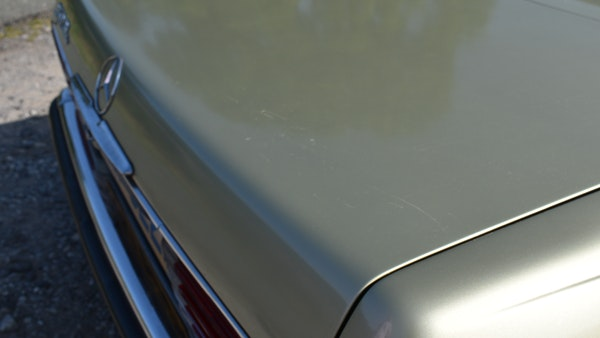 1972 Mercedes Benz 350SL For Sale (picture 64 of 96)