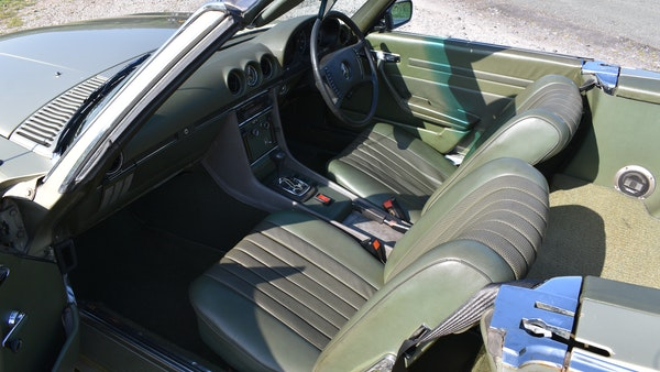 1972 Mercedes Benz 350SL For Sale (picture 46 of 96)
