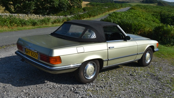 1972 Mercedes Benz 350SL For Sale (picture 11 of 96)