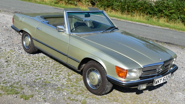 1972 Mercedes Benz 350SL For Sale (picture 3 of 96)