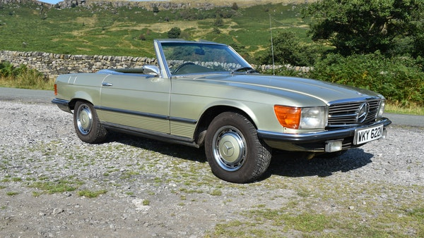 1972 Mercedes Benz 350SL For Sale (picture 1 of 96)