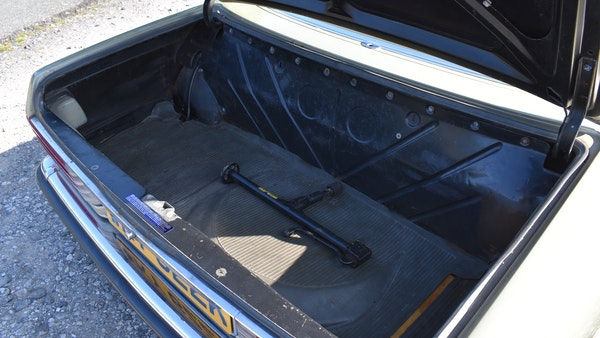 1972 Mercedes Benz 350SL For Sale (picture 68 of 96)