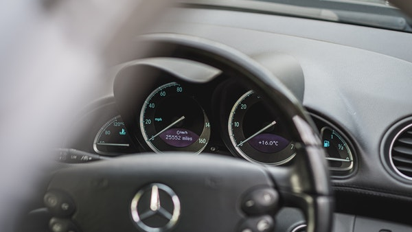 2003 Mercedes-Benz 350 SL For Sale (picture 90 of 106)