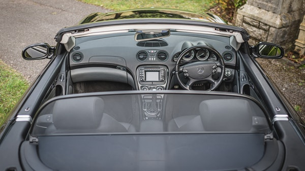 2003 Mercedes-Benz 350 SL For Sale (picture 26 of 106)