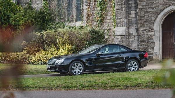 2003 Mercedes-Benz 350 SL For Sale (picture 15 of 106)