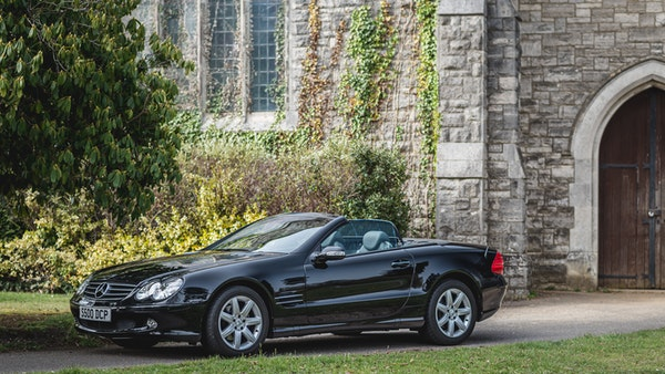 2003 Mercedes-Benz 350 SL For Sale (picture 3 of 106)
