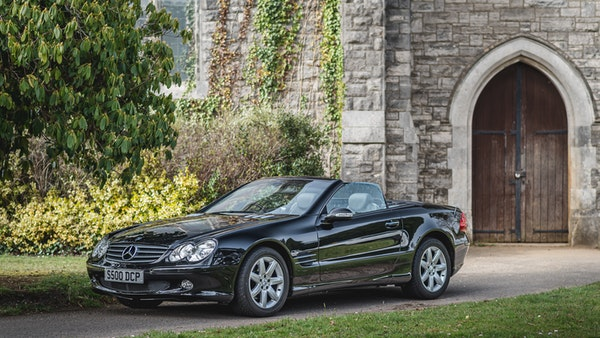 2003 Mercedes-Benz 350 SL For Sale (picture 7 of 106)