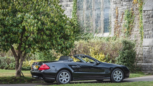 2003 Mercedes-Benz 350 SL For Sale (picture 9 of 106)
