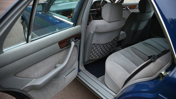1985 Mercedes-Benz 380 SE For Sale (picture 35 of 149)