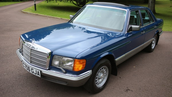 1985 Mercedes-Benz 380 SE For Sale (picture 3 of 149)