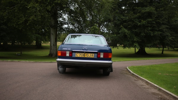 1985 Mercedes-Benz 380 SE For Sale (picture 12 of 149)