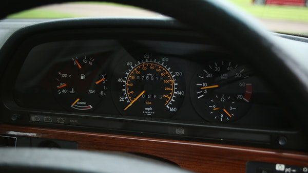 1985 Mercedes-Benz 380 SE For Sale (picture 25 of 149)